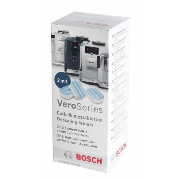 Bosch Ontkalkingstabletten Vero Serie