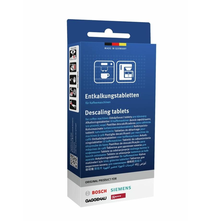 Bosch Vero 2in1 Ontkalkingstabletten - 3 stuks