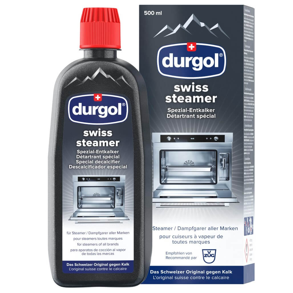 Durgol Swiss Steamer - 500ml