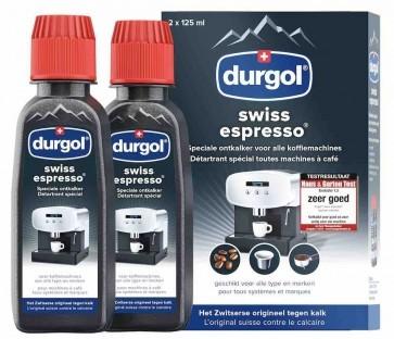 Durgol Swiss Espresso | Espressomachine ontkalker