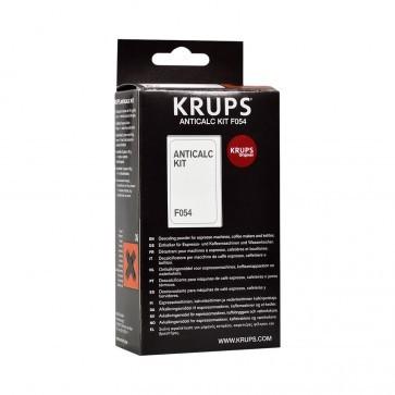 Krups F054 Ontkalker Ontkalkingspoeder Ontkalking voor Krups Espresseria en Orchestro Anticalc kit